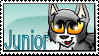 Junior stamp - The Thunder Cats by Catatouille101