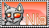 Nia stamp - The Thunder Cats by Catatouille101