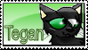Tegan stamp - The Thunder Cats by Catatouille101