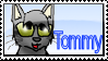 Tommy stamp - The Thunder Cats by Catatouille101