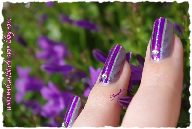 Laser Purple by Angelik23