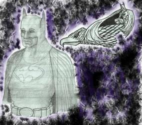 Bat Sketch by Emerald-Wolf13
