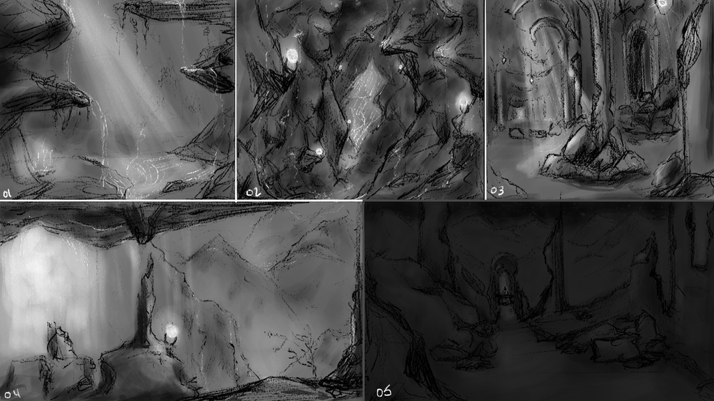 Watchtower - General Concept Art Panels by Kadira7211