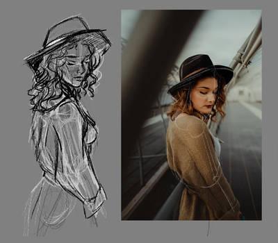 30 Minute Sketch - 01