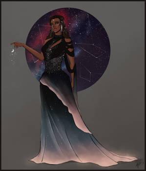 Naledi - Night Goddess