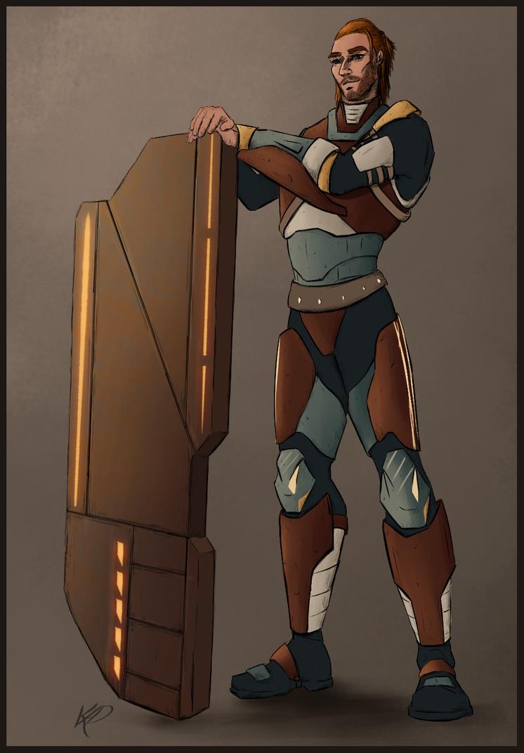 Beck - Character Concept by Kadira7211
