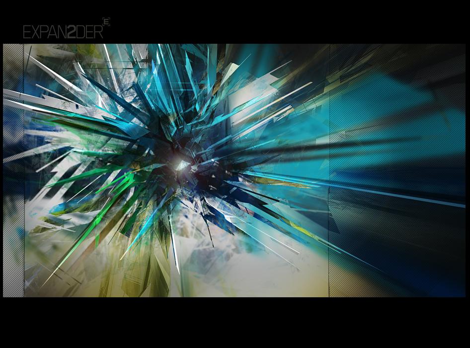 EXPAN2DER BLUE by gartier