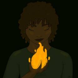 Hella Cute Pyromaniac*
