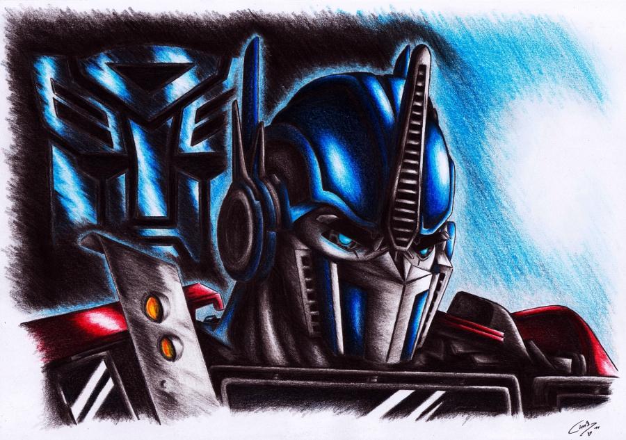 TF: Prime - Optimus by Scraplet