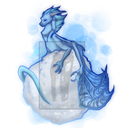 The Snow Ball Dragon
