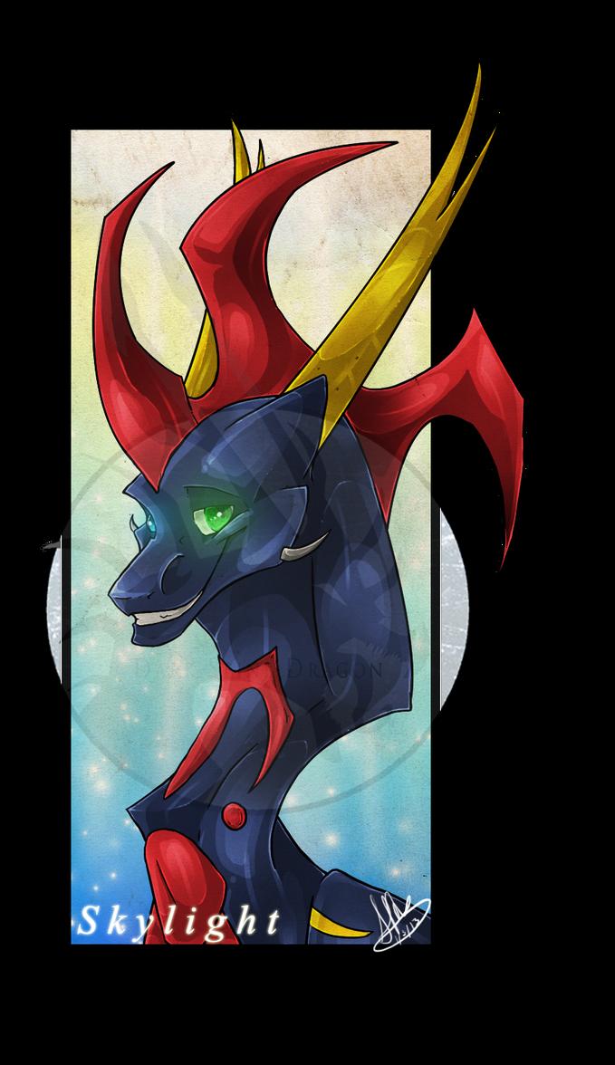 Commission skylight by dark spine dragon on deviantart for Skylight net login