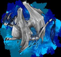 .:Art Trade:..:Zayel:. by Dark-Spine-Dragon