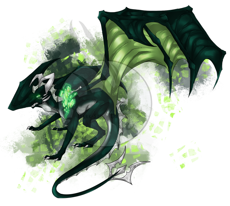 .:Commission:..:Virith:. by Dark-Spine-Dragon