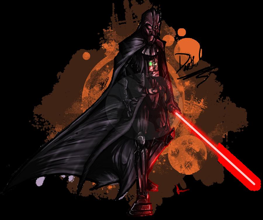 Darth Vader by Dark-Spine-Dragon on DeviantArt
