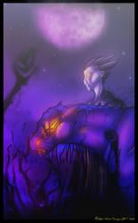 ...::Pitch Black::... by Dark-Spine-Dragon