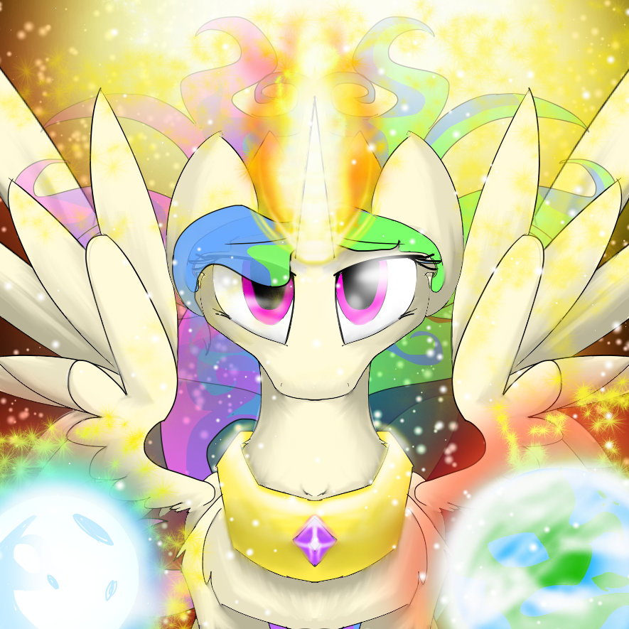 The Duties Are Now Mine by Chrystalestia