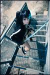 Black Rock Shooter cosplay