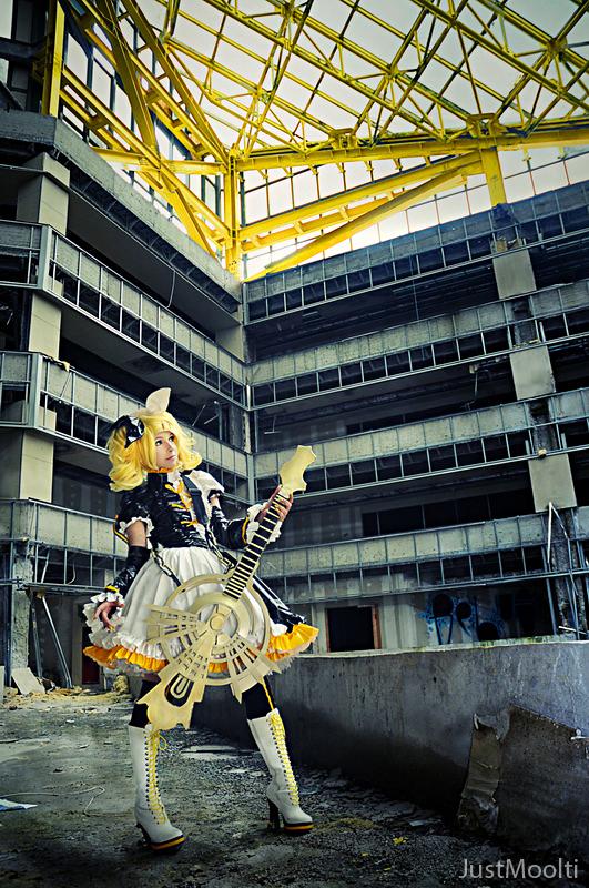Kagamine Rin by Kitana123