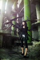 Dead Master cosplay by Kitana123