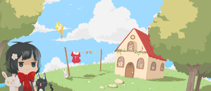 Hilltop by Owl-pudding