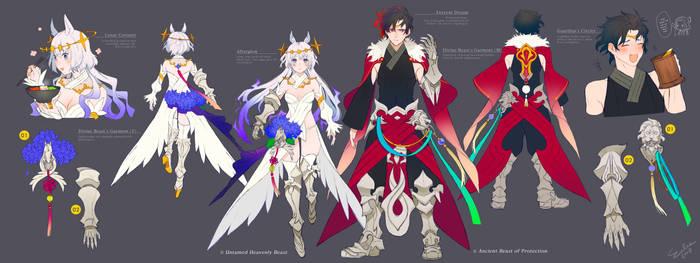 Divine Beasts