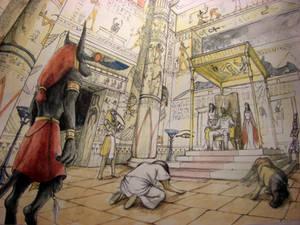 Jugement d'Osiris