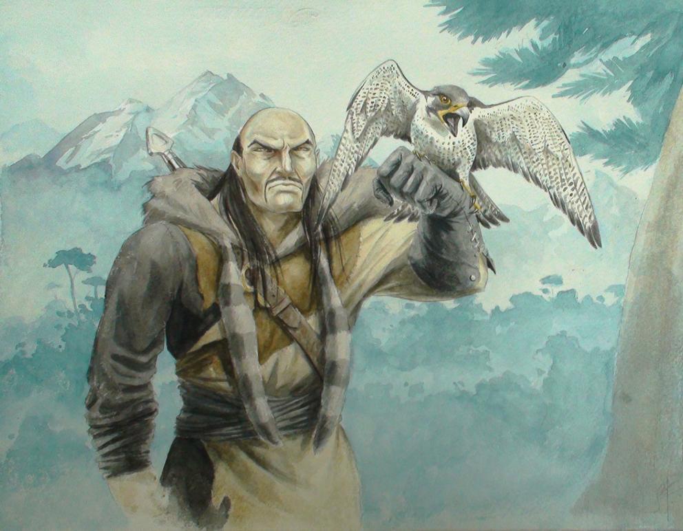 Shan Yu by Aguilas