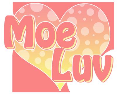 Moe Luv Logo by NigthmareSakura