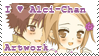 Luv Alci-chan Stamp by NigthmareSakura