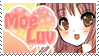 Moe Luv Stamp by NigthmareSakura