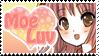 Moe Luv Stamp by NigthmareSakura