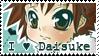 Daisuke Digimon 02 Stamp by NigthmareSakura