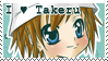 Takeru Digimon 02 Stamp by NigthmareSakura