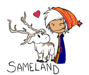 Sameland by Noth-chan
