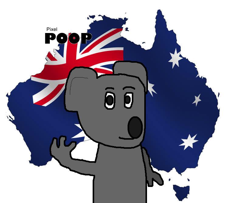 Pixel POOP By Koala-kid On DeviantART