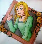 Teen!Mary by JKPNharuko