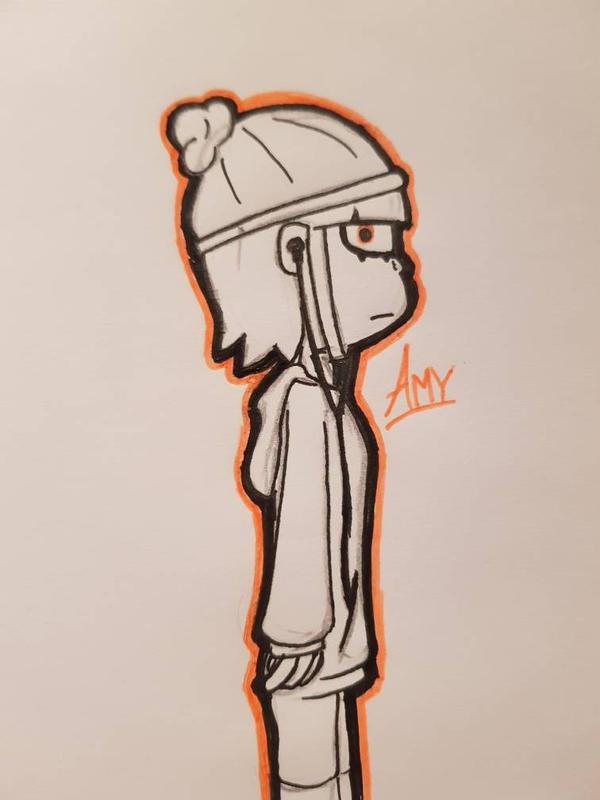 Amy Fudge by SPRINT-SKYCROSS