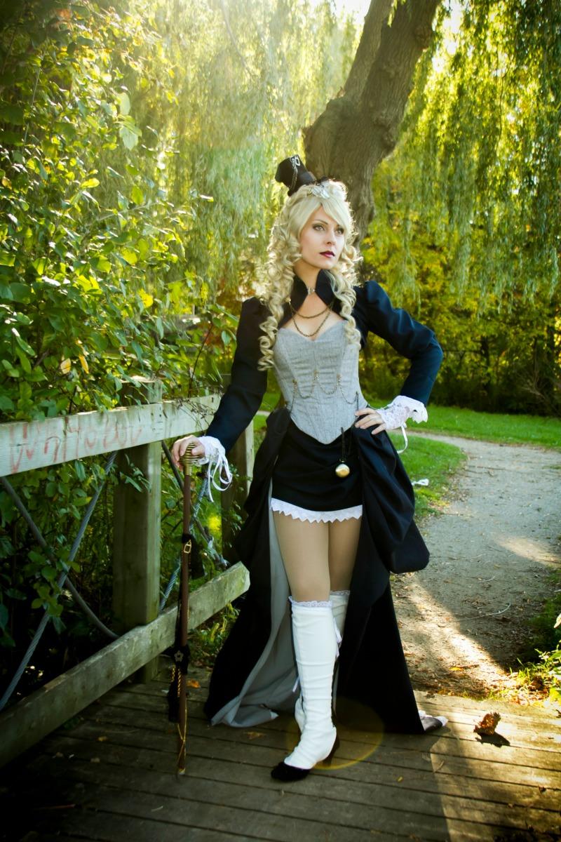 Evangeline Millicent Featherstone by AmmieChan