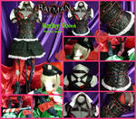 Harley Quinn from Batman Arkham Knight Preview