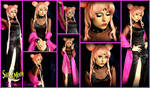 Wicked Lady Collage