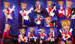 Sailor Moon Collage