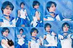 Sailor Mercury from Sailor Moon Crystal