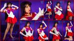 Super Sailor Mars V.2 Collage