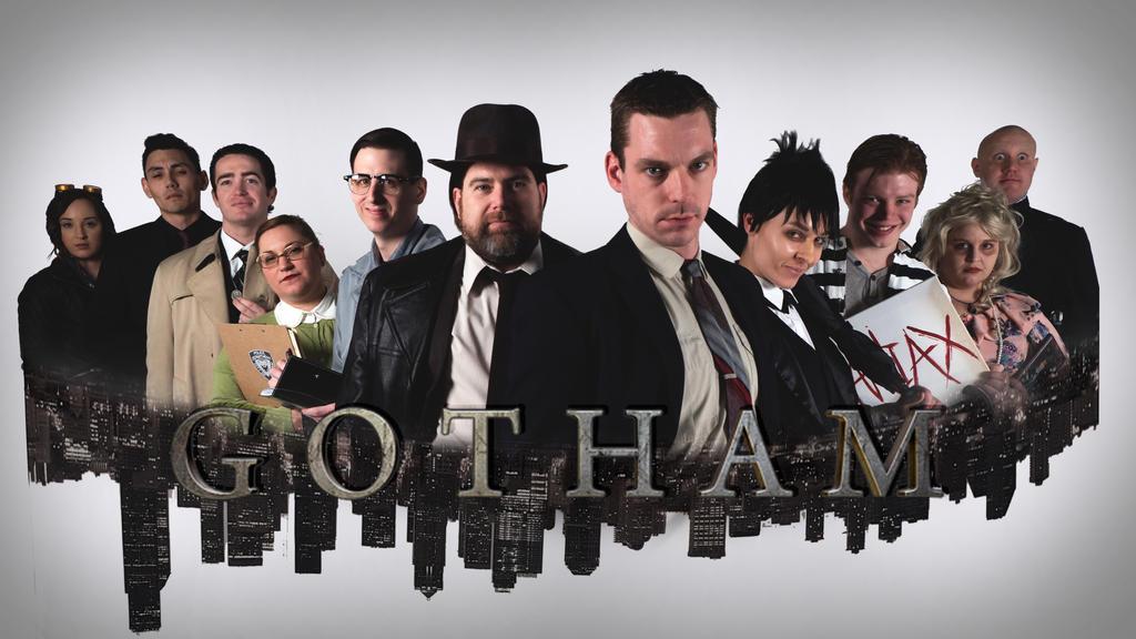 Gotham Cosplay Group by AmmieChan