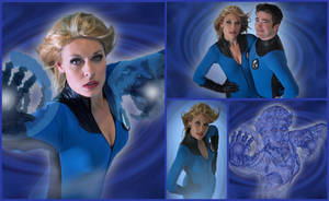 Sue Storm Cosplay Preview by AmmieChan
