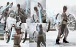 Rey Force Awakens Collage