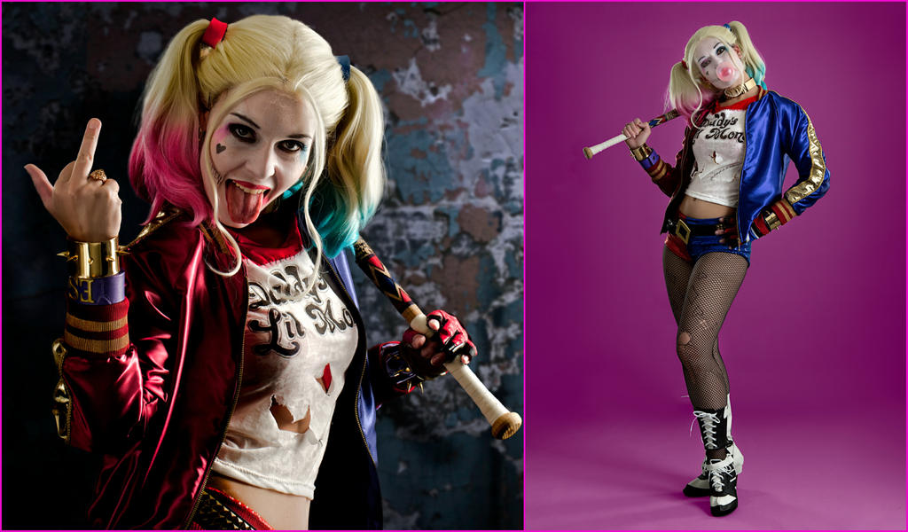 Suicide Squad Harley Quinn Preview by AmmieChan