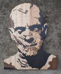 Karloff the Uncanny as The Mummy