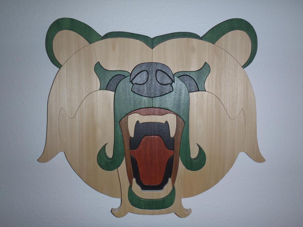 Spirit Bear by MarshallJM