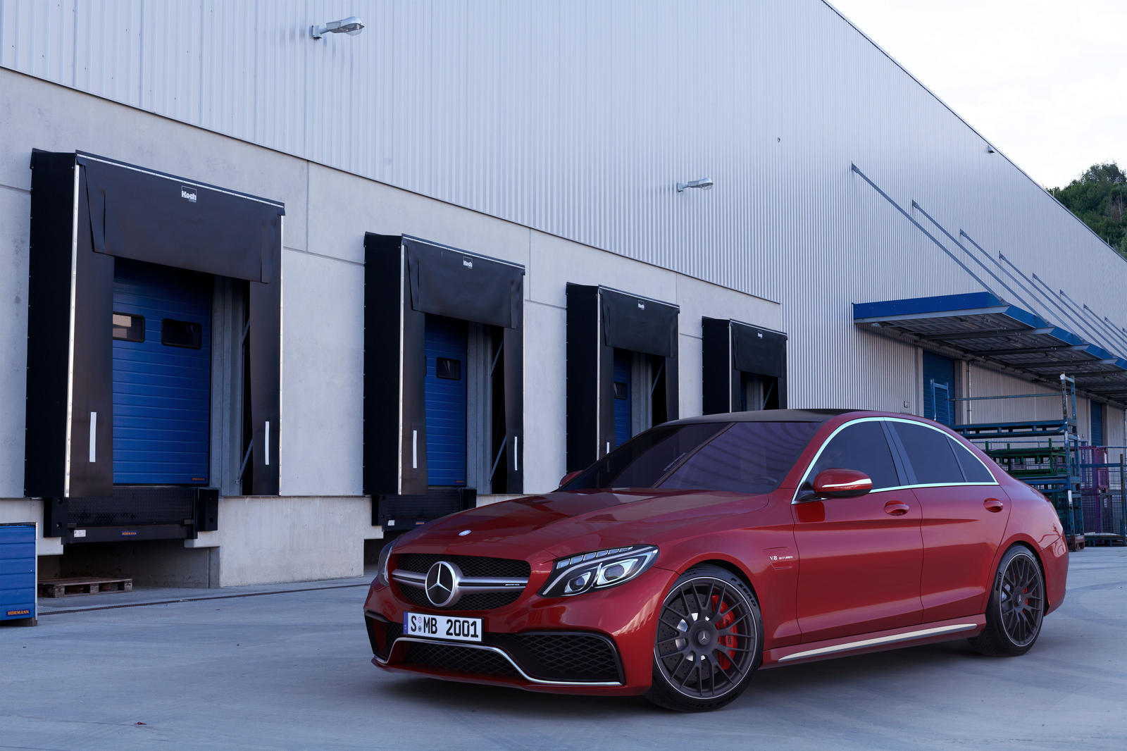 mercedes benz c63 amg 2015 red images galleries with a bite. Black Bedroom Furniture Sets. Home Design Ideas